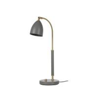 Lampa Deluxe varmgrå, Belid