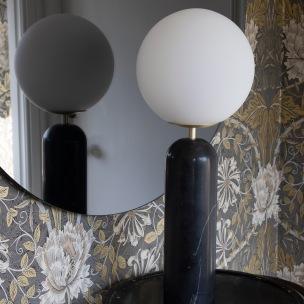 Bordslampa Torrano Svart, Globen Lighting