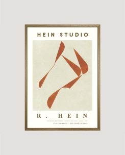 Poster Move no. 06, Hein Studio