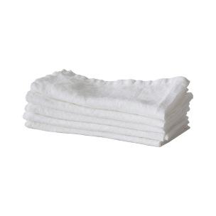 Kökshanddukar i linne, Tell me more - Kökshandduk i linne  Bleached White