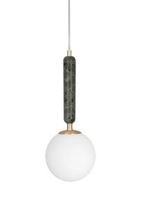 Pendel Torrano Grön 2 storlekar, Globen Lighting - PENDEL TORRANO 15 GRÖN
