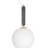 Pendel Torrano Grön 2 storlekar, Globen Lighting - [PENDEL TORRANO 30 GRÖN