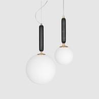 Pendel Torrano Svart 2 storlekar, Globen Lighting
