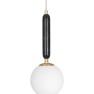 Pendel Torrano Svart 2 storlekar, Globen Lighting - PENDEL TORRANO 15 Svart