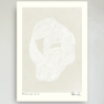 Poster Round line no 8, Hein Studio - Poster Round line no 8