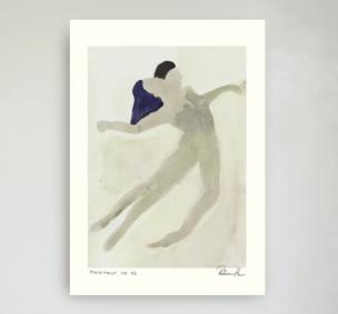 Poster Movement no 2, Hein Studio - Movement no 2