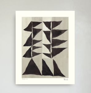 Poster Triangle no 2, Hein Studio - Poster Triangle no. 02