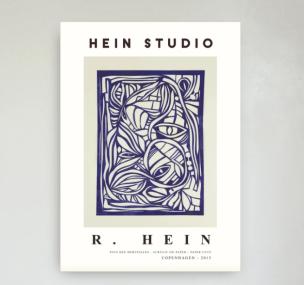 Poster Wonderland no 2, Hein Studio - WONDERLAND NO. 02