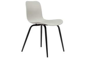 Langue Avantgarde Dining Chair, NORR11 - Langue Avantgarde Dining Chair, NORR11 Flint grey