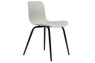 Visningsexemplar Langue Avantgarde Dining Chair, NORR11 - Langue Avantgarde Dining Chair, NORR11 Flint grey