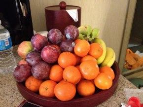 Vårt fina fruktfat