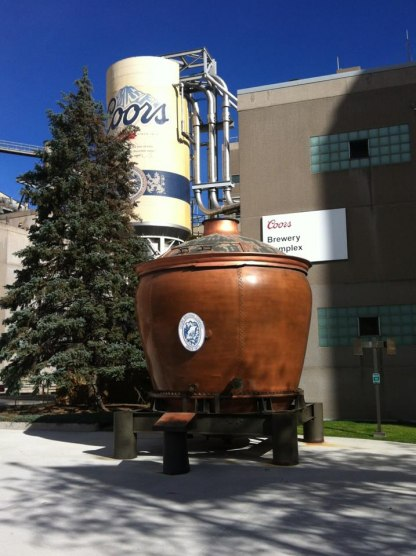 Millers Coors Brewer