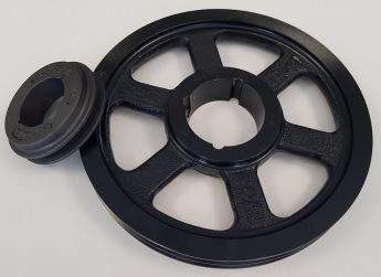 Kilremskiva för Taper-Lock