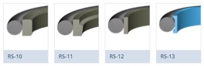 Glidhylstätningar RS-10, RS-11, RS-12, RS-13