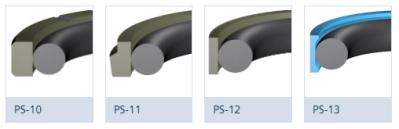 Glidhylstätningar PS-10, PS-11, PS-12, PS-13