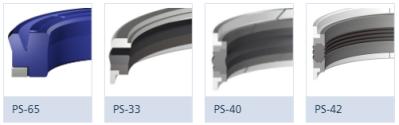 Kompakttätningar PS-65, PS-33, PS-40, PS 42