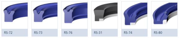 U-manchetter stång RS-72, RS-73, RS-76, RS-31, RS-74, RS-80