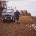 Attack Ambulans Jokkmok OMG 971 Stefan Brunström på bild