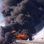 Brandövning Hertsön OMG 971 bakom kameran Stefan Brunström