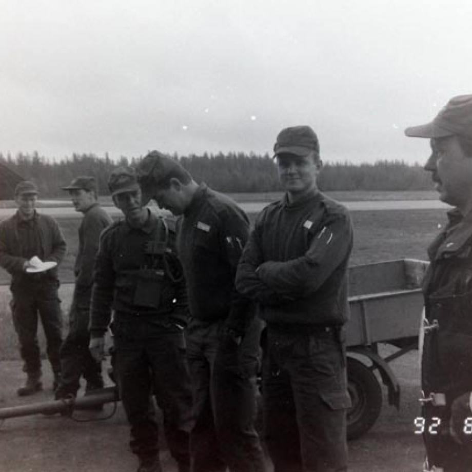 Dick Hedman, Mats Torstensson, Pär Tjärdalen