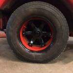 Fälg o däck efter lite fix