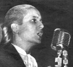 1950 - på toppen av karriären (Foto: okänd)