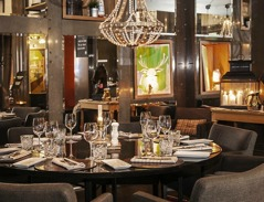 If you choose to stay an additional night in Helsingborg before start it´s in this top class hotel, additional night.