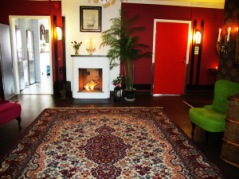 A newly renovated and cosy hostel near the beach will be your overnight stay day 2.