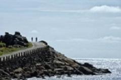 Sista dagen följer turen Kattegattleden utmed kusten tillbaka till Varberg, förbi stränder och fiskelägen.
