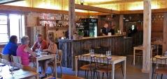 På Tiraholm finns också fiskrestaurang och glasscafé, dag 2.