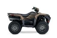 KINGQUAD LT-A500XPZS 2019 finns  i färgerna svart eller bronze.