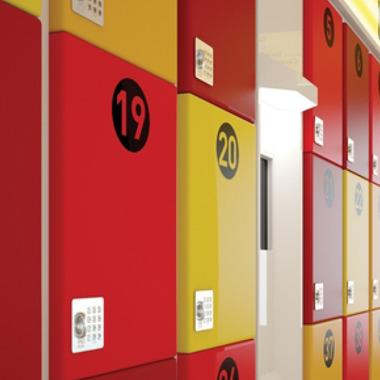 Förvaringsautomater