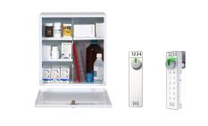 Medicinskåp med spårbarhet - AC