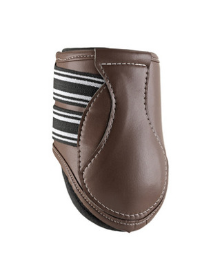 D-Teq™ Boots, bakskydd, brun, M/L - D-Teq™ with Impacteq™ Liners, bakskydd, svart ostrich, M/L