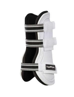 T-Boot EXP2™, framskydd med kardborre, vit, XL - T-Boot EXP2™, framskydd med kardborre, vit, XL