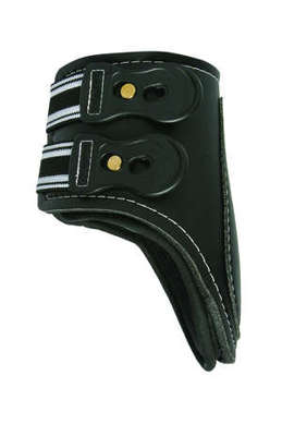 T-Boot EXP2™, Bakskydd med tab, svart, S/M - T-Boot EXP2™, Bakskydd med tab, svart, S/M