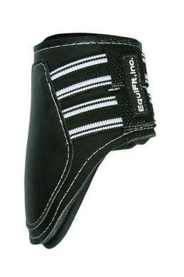 T-Boot EXP2™, Bakskydd med kardborre, svart, XL - T-Boot EXP2™, Bakskydd med kardborre, svart, XL