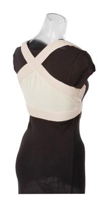 ShouldersBack™ Original, vuxenstorlek, vit - ShouldersBack™ Original, vuxenstorlek, vit