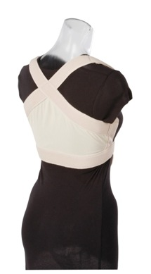 ShouldersBack™ Original, large storlek, vit - ShouldersBack™ Original, large storlek, vit