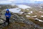 Hjalmar på SvansjökläppenHEM