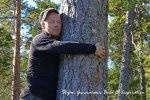 Krama ett trädHEM
