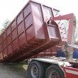 Öppen lastväxlarcontainer AFO35
