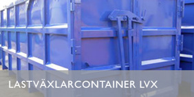 Lastväxlarcontainer LVX