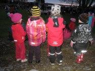Barnen reflekterar Skaparen, Kärleken och Närvaron