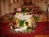 Skördegåvor Sundals-Ryrs kyrka Tacksägelsedagen 2011