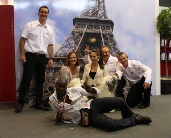 World Dog Show i Paris 2011