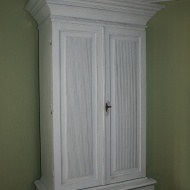 Gustavian linen cabinet, possible to order with special measurements