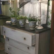 Gustavian chest, drawers on luxury slide rails. possible to order with special measurements