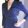 blouse Cindy blue - 44
