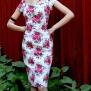 dress Rose white